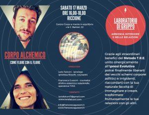 CORPO ALCHEMICO. COME FLUIRE CON IL FLUIRE @ Corpo e Mente in Equilibrio | Riccione | Emilia-Romagna | Italia