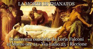 LA MORTE DI THANATOS @ Assiamica | Riccione | Emilia-Romagna | Italia