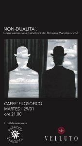 CAFFE' FILOSOFICO. NON-DUALITA' @ Velluto | Rimini | Emilia-Romagna | Italia