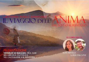IL VIAGGIO DELL'ANIMA. PRESENTAZIONE GRATUITA @ Ibis Libreria Esoterica | Bologna | Emilia-Romagna | Italia