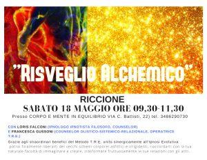 RISVEGLIO ALCHEMICO A RICCIONE @ Corpo e Mente in Equilibrio | Riccione | Emilia-Romagna | Italia