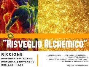 RISVEGLIO ALCHEMICO @ Corpo e Mente in Equilibrio | Riccione | Emilia-Romagna | Italia